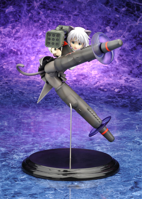 strike witches sanya v litvyak pvc figure uk anime