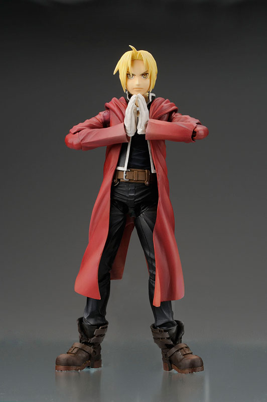 fullmetal alchemist play arts kai edward elric action. Black Bedroom Furniture Sets. Home Design Ideas