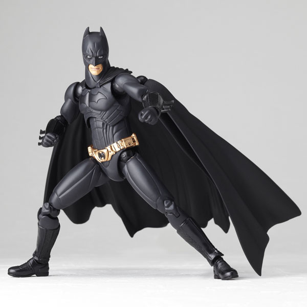 Sci-fi Revoltech 008 BATMAN Action Figure