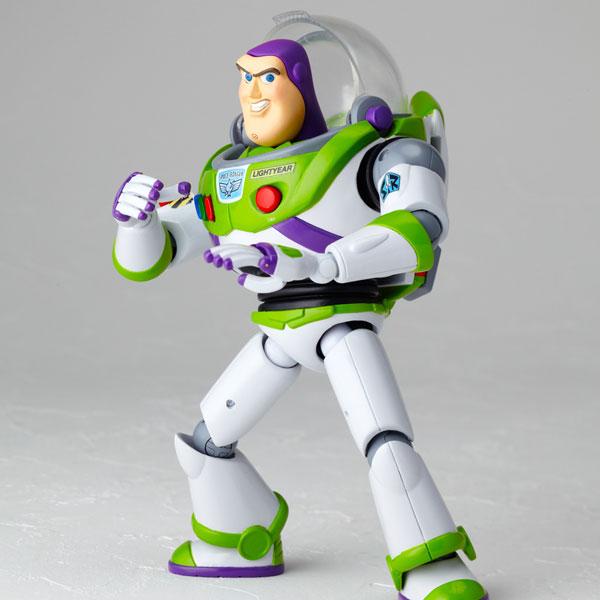 Toy Story Figures : Sci fi revoltech toy story buzz lightyear action
