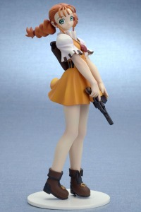 Gun X Sword WENDY GARRET 1/8 PVC Figure