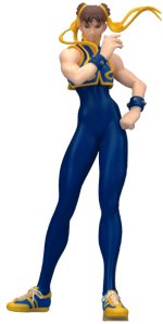 Capcom Girls Collection CHUN-LI PVC Figure