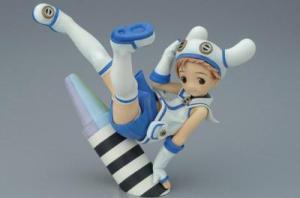 Creators' Labo YUG CRAYON PVC Figure