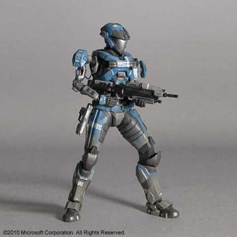 ad71ef4aef1ab3 Halo: Reach Play Arts Kai KAT Action Figure | UK Anime Figures & Toys
